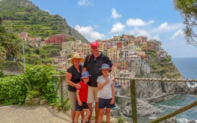Stress free family vacation planning in 8 easy steps