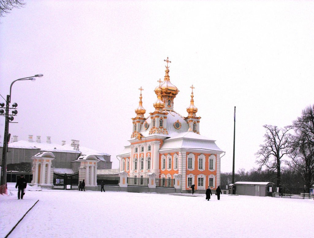 St Petersburg Christmas destinations europe