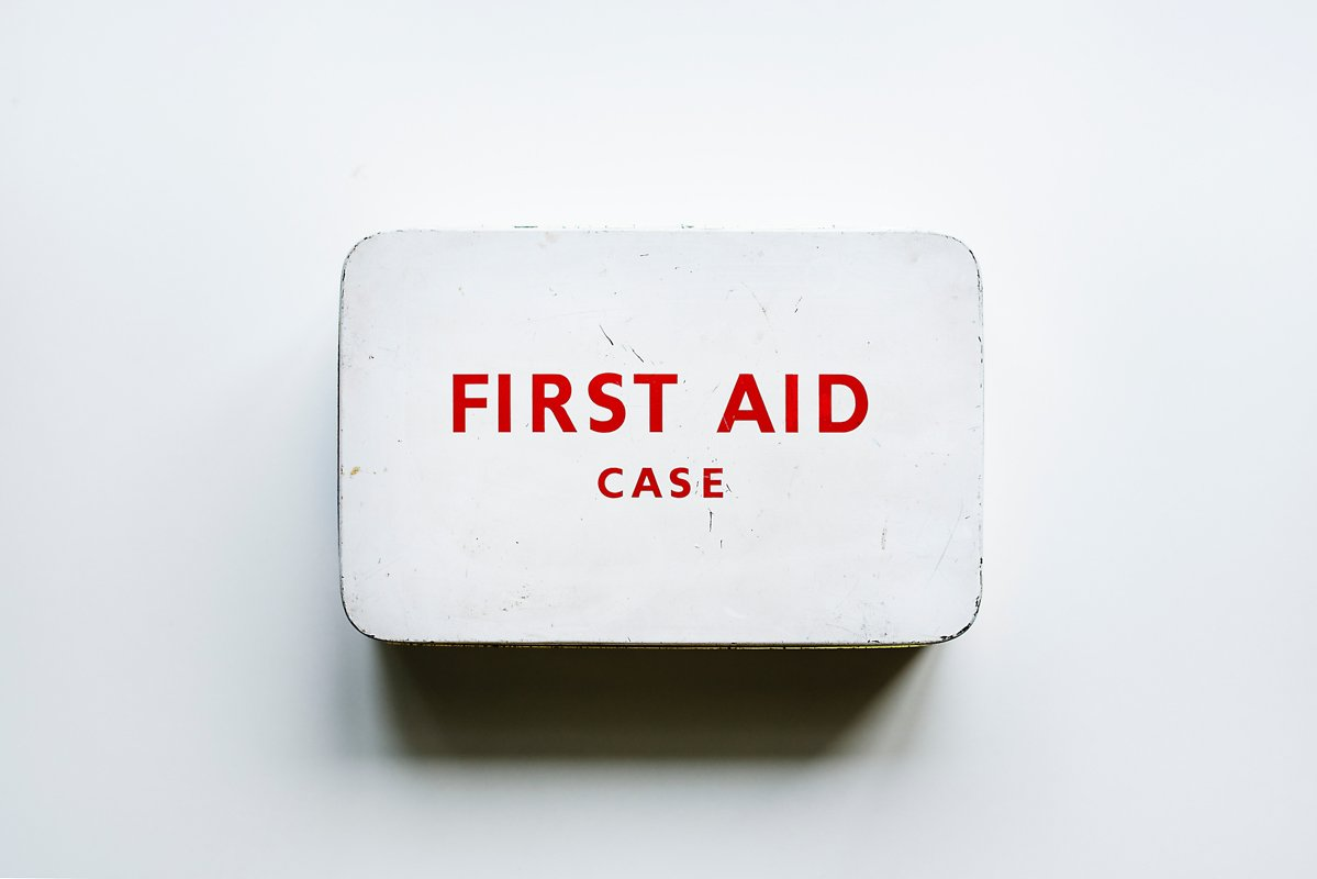 kids First-aid kit case