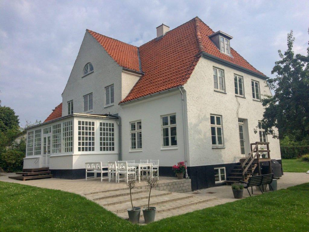 Airbnb Copenhagen Denmark family house