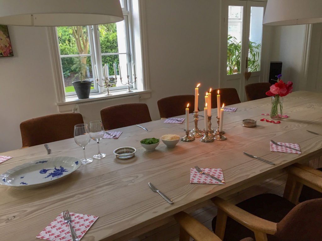 Airbnb Copenhagen Denmark with kids