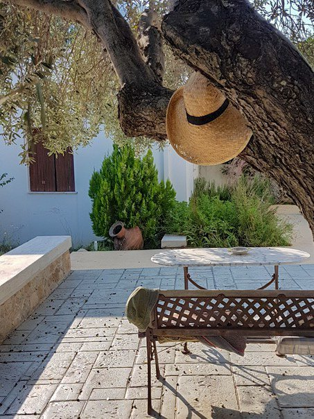 Family Airbnb Skyros island Greece with kids