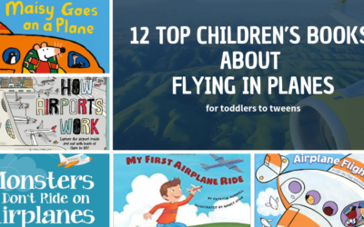 Best children's books about airplanes – toddlers to tweens