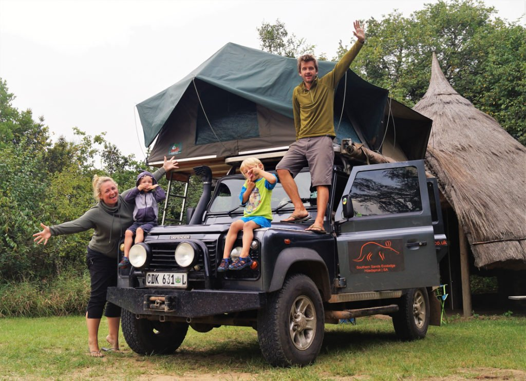 Tanzania Family travel series - adventure travel with kids