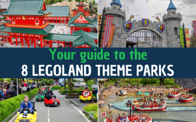 Which are the best LEGOLAND parks in the world? 8 LEGOLAND locations