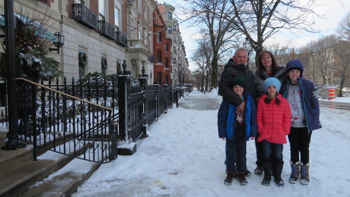 USA family travel series