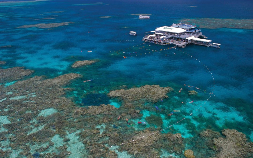 How to See the Great Barrier Reef with Kids