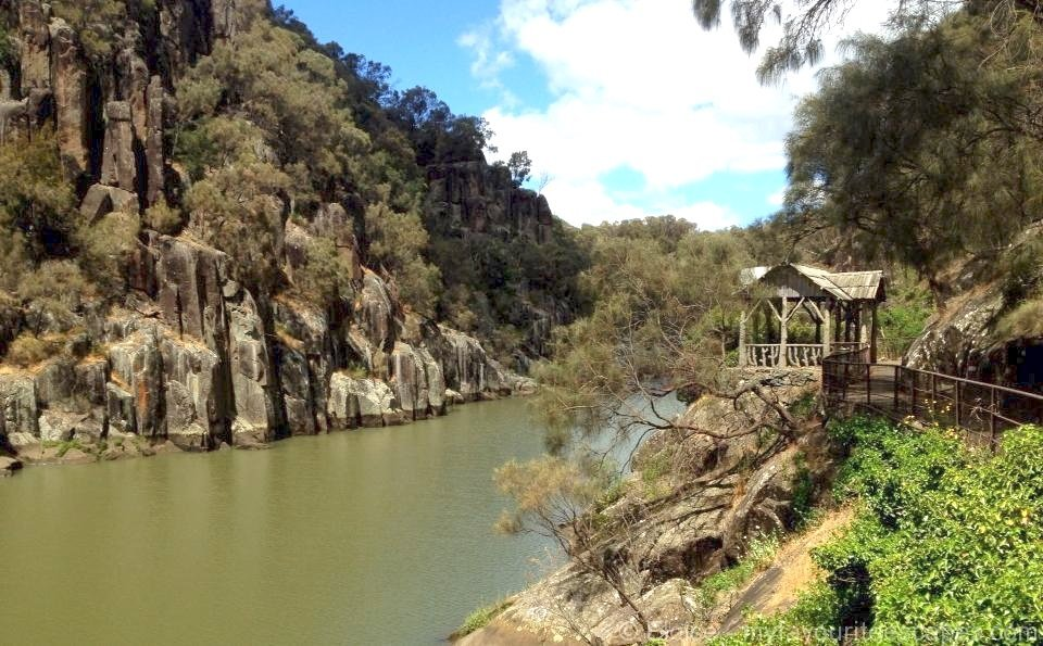 Tasmania bucket list Cataract Gorge