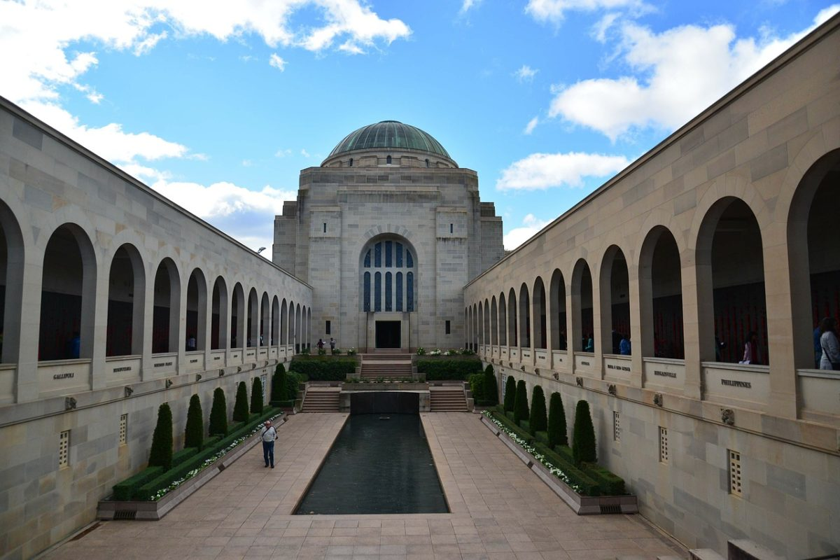 Things to do in Canberra Australia War Memorial