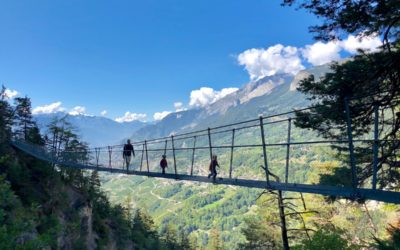 Best Things to do in Valais Switzerland with Kids